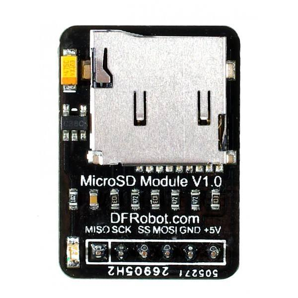 Library Micro SD Card Breakout Board Tutorial
