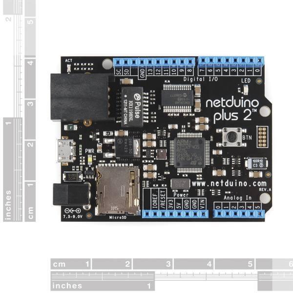 Arduino vs Netduino : the more things change, more